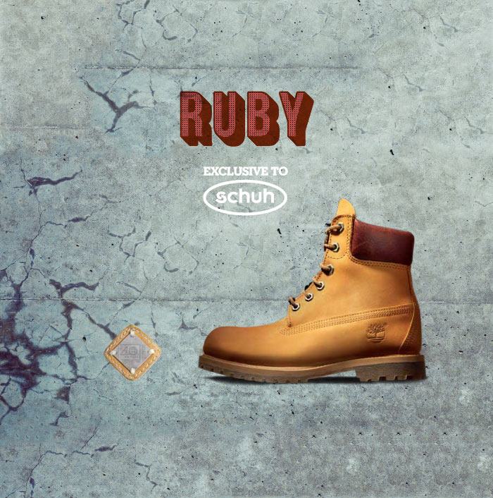 Timberland 40th Anniversary Ruby Boot