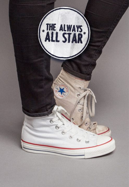 converse all star history
