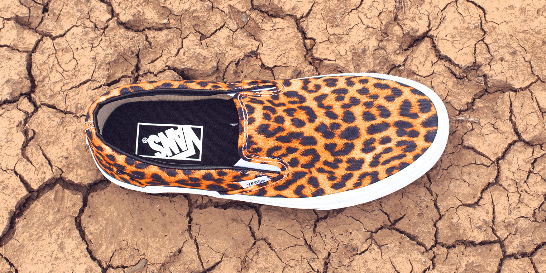 9759f2bc99d Leopard Print Trainers - Slip-on or laced