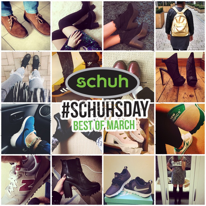 schuhsday-best-of-march-image-with-images-from-instagram