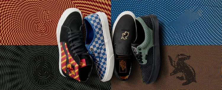 harry potter vans launch